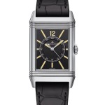 black leather strap Jaeger-LeCoultre Grande Reverso 1931 Seconde Centrale fake