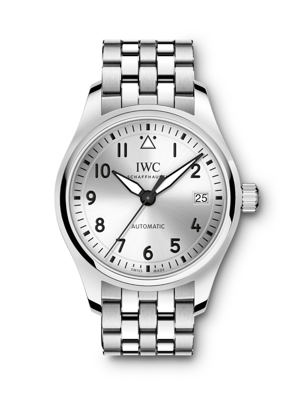 stianless steel copy IWC Pilot AUTOMATIC