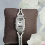 diamond dial copy Jaeger-LeCoultre Reverso Cordonnet Duetto