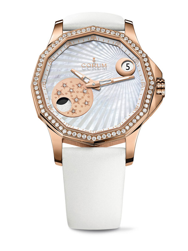 White Dial Replica Corum Watches Specially Designed For Women