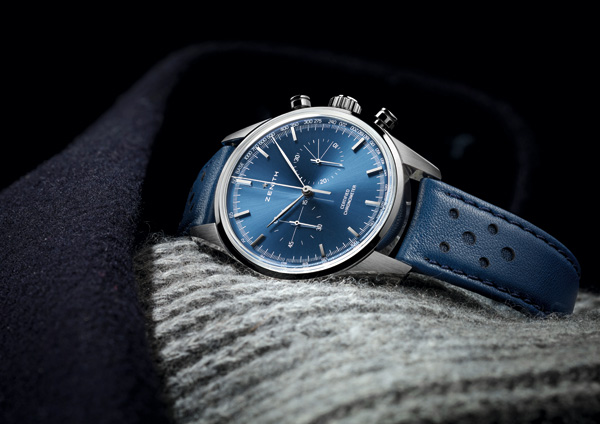 blue dial Replica Zenith Heritage 146 Watches