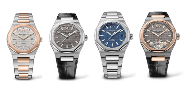 GP Launched The New Girard Perregaux Laureato Replica Watches In 2017