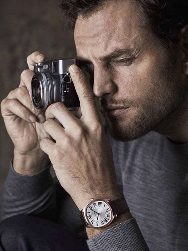 Exquisite Copy Drive DE Cartier Extra-Flat Watches
