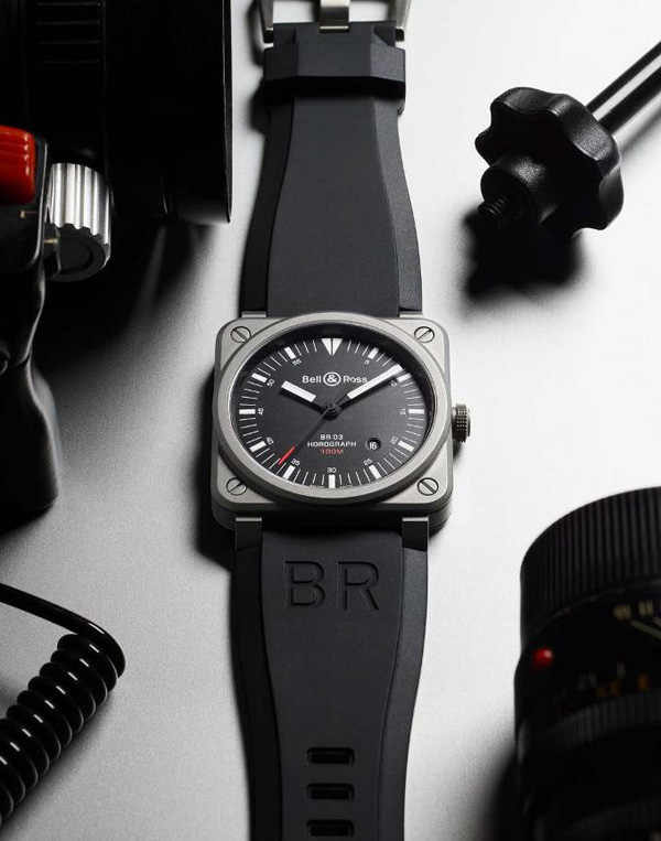 Two Kinds Of New Replica Bell & Ross BR03-92 Watches 2017 – Specially For The Travel Enthusiasts