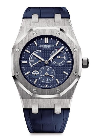 Beautiful And Functional Audemars Piguet Royal Oak Dual Time Fake 39MM Watches Reviews