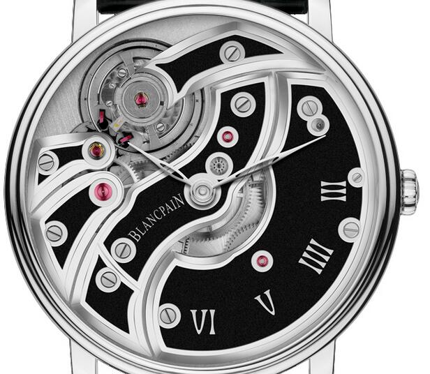 Reviewing 43MM Complicated Blancpain Villeret Mouvement Inversé Fake Watches Full Of Magic