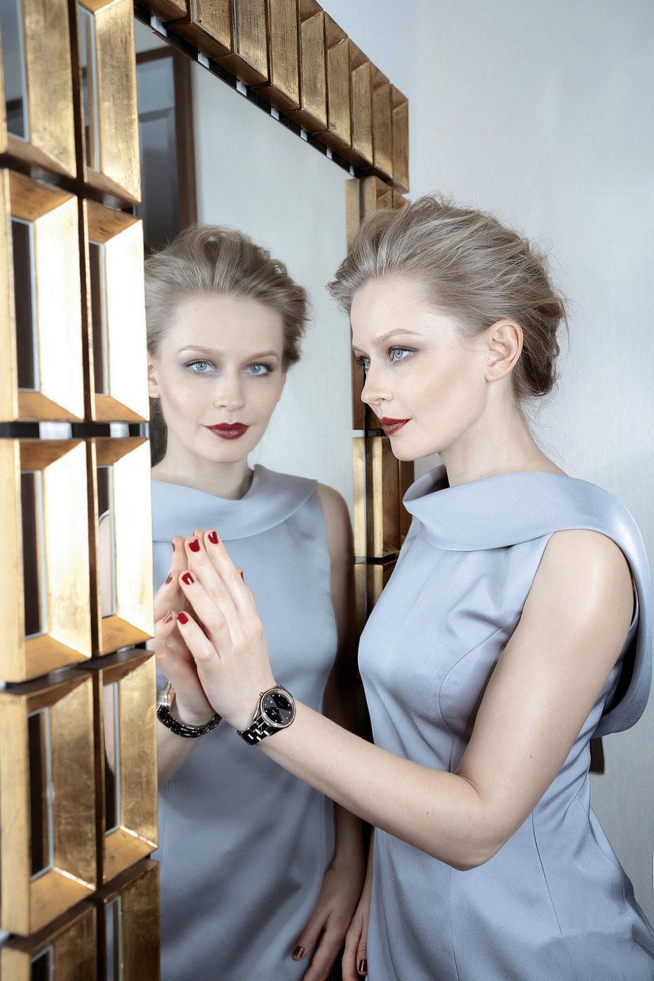 Yulia Peresild's Choice On Exquisite Rado Replica Watches