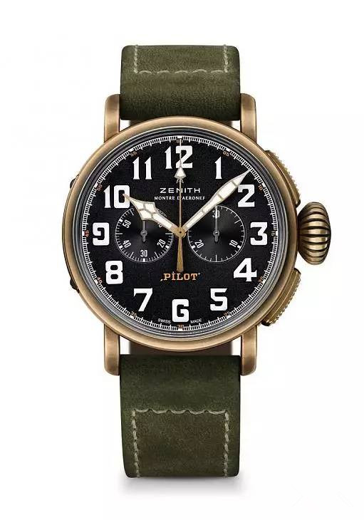 Review Zenith Pilot Extra Special Chronograph Replica Watches