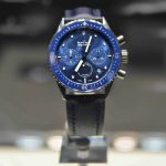 Black Leather Straps Blancpain Fifty Fathoms Replica Watches-Pursuit Of Men