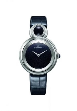Jaquet Droz Lady 8 Flower Fake Watches For Romantic Festival