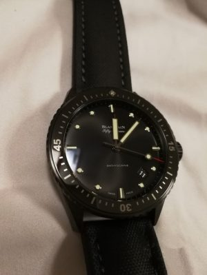 Luxury Blancpain Fifty Fathoms Replica Watches