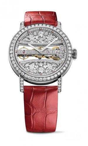 Elegant Corum Bridge Fake Watches For Ladies