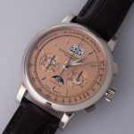 New A. Lange & Söhne Datograph Perpetual Tourbillon Fake Watches Interpret Charm