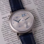 """Meaningful Replica A. Lange & Söhne Lange 1 """"25TH Anniversary"""" Watches In 2019"""