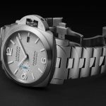 Pure Panerai – Two CA Panerai Luminor Marina Replica Watches With Silver Dials
