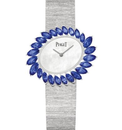 The appearance of the Piaget is always very distinctive.