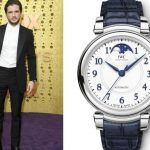 CA IWC Replica Watches Accompany Famous Film Stars To Attend Emmy Awards