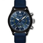 "Distinguished Blue Dials IWC Pilot's Replica Watches ""Blue Angles®"" Special Edition"