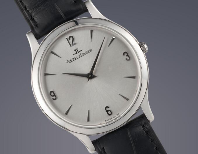 The Jaeger-LeCoultre is best choice for formal occasion.
