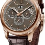Prominent CA Fake Chopard L.U.C Perpetual Twin Watches With Convenience