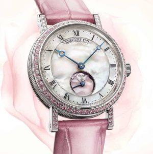 Christmas Present For Women-Best Replica Breguet Classique 9085BB Watch CA