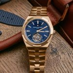 2021 High-end Swiss Vacheron Constantin Overseas Tourbillon 6000V/110R-B733 Fake Watches For CA