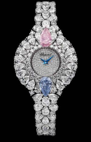Top Luxury CA Replica Chopard Red Carpet Magari Watches Sale For Women