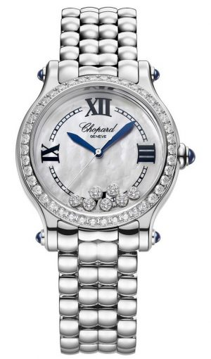 1:1 Best CA Fake Chopard Happy Sport The First Watches For Sale