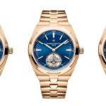 Review: The Canada New Replica Vacheron Constantin Overseas Tourbillon Watches In Pink Gold
